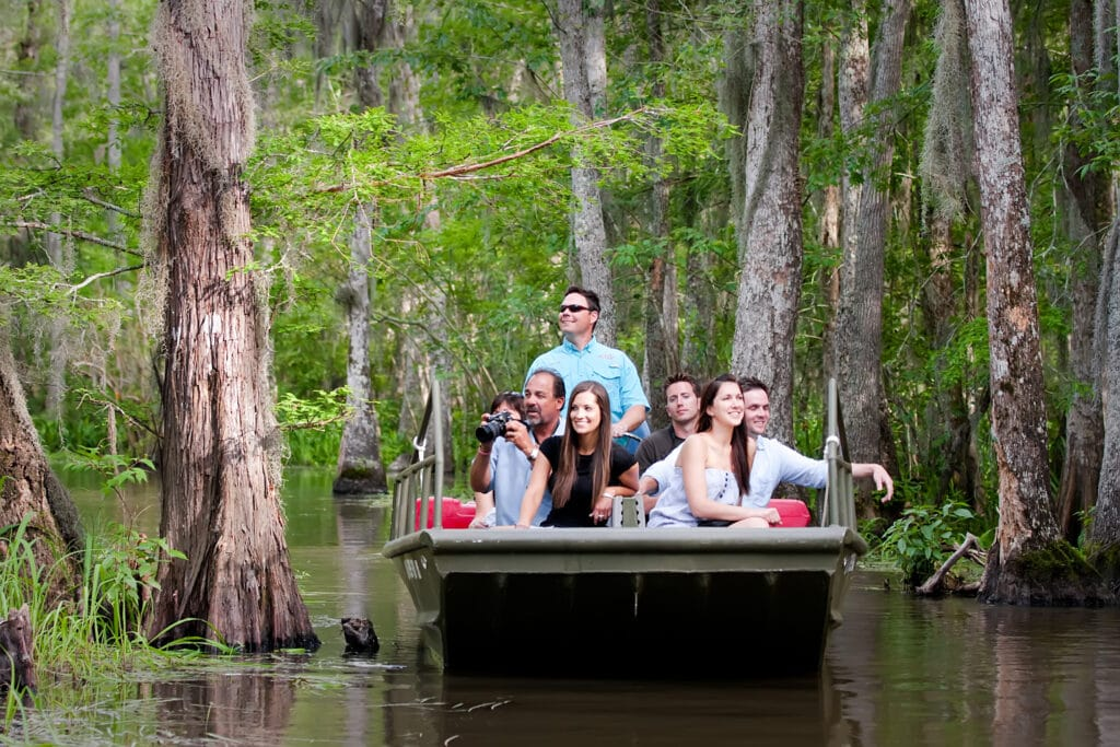Swamp Tour Essentials