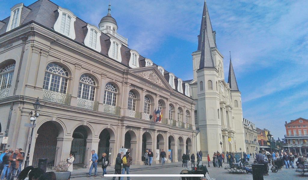New Orleans City Bus Tour - Mid-day Tour